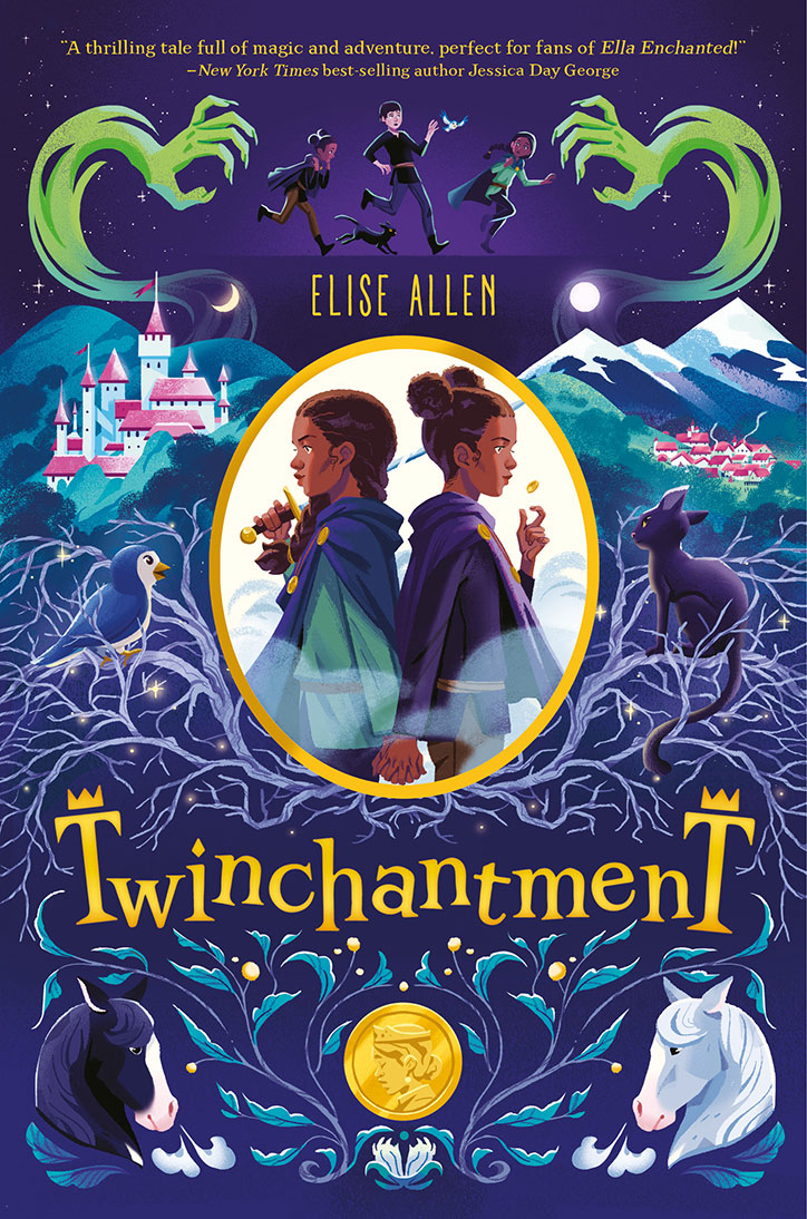 YAYBOOKS! April 2019 Roundup - Twinchantment