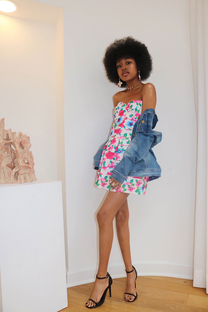 Jenasha Roy on Expressing Herself Through Fashion & her Biggest Dreams