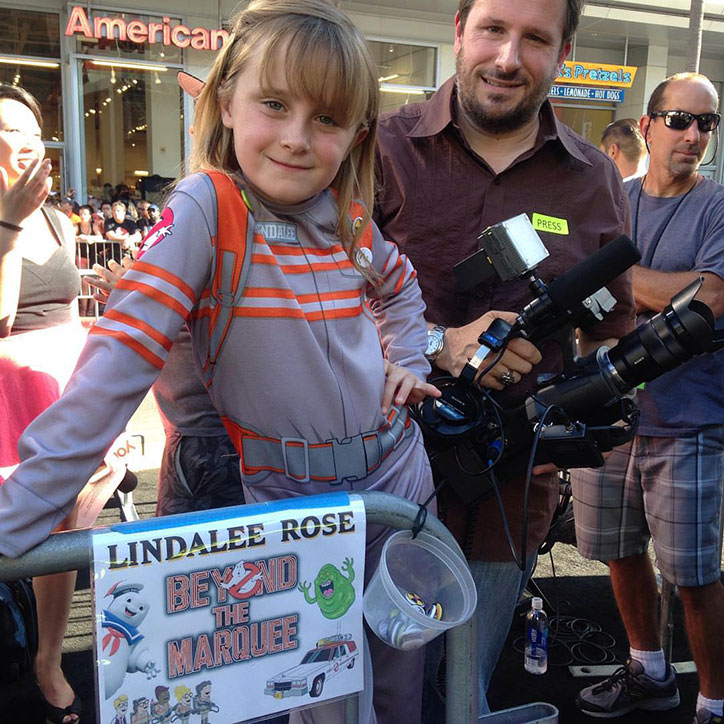 Meet Lindalee Rose, Junior Reporter