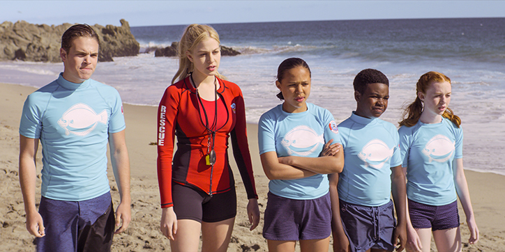 Which Malibu Rescue Character Are You?
