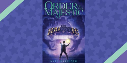 7 Fun Facts About Order of the Majestic + GIVEAWAY!