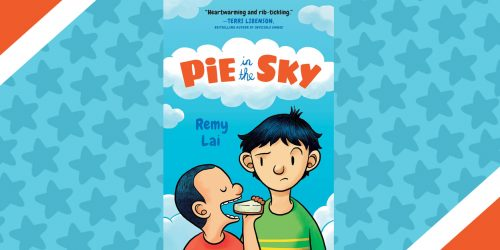 Jingwen's Rules for Making Cakes: A Pie in the Sky Minicomic