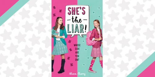 Alison Cherry Shares 5 Fun Facts About She's the Liar