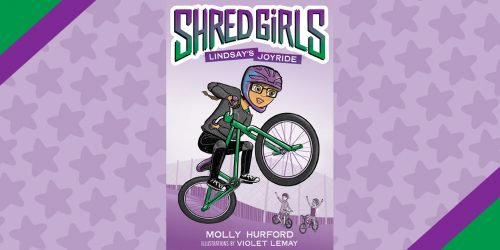 Molly Hurford on Cycling, Confidence, and the Shred Girls Series