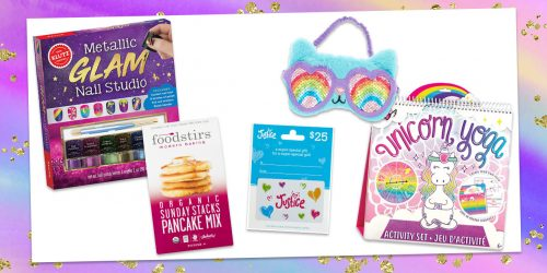 Throw an Epic Sleepover with Our Sleepover Day GIVEAWAY!