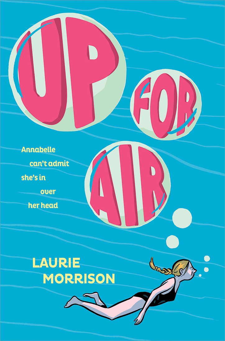 Author Laurie Morrison Shares 5 Fun Facts About Up For Air