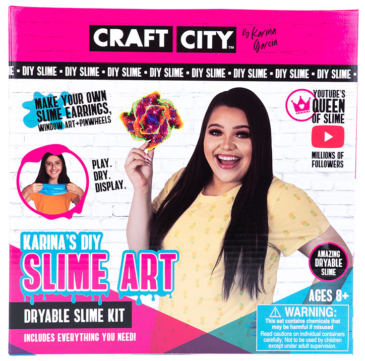 Have a Slimetastic Summer with our Craft City GIVEAWAY!