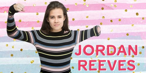 Jordan Reeves on Her Inspiring New Book, Born Just Right