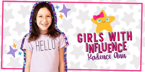 Girls With Influence: Kadence Ann