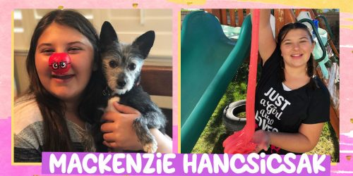 Mackenzie Hancsicsak on This is Us, Her Girl Scout Goals, and Being Kind