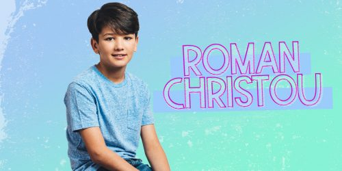 Roman Christou Shares his Passion for Acting, Scootering, and Giving Back