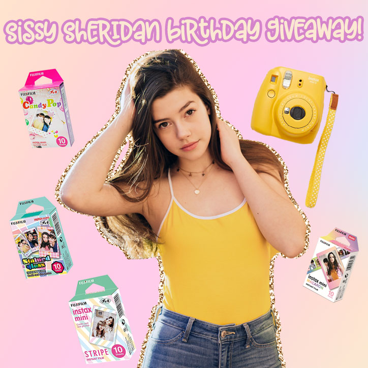 SISSY SHARES: Why We Heart Sissy + Birthday GIVEAWAY!