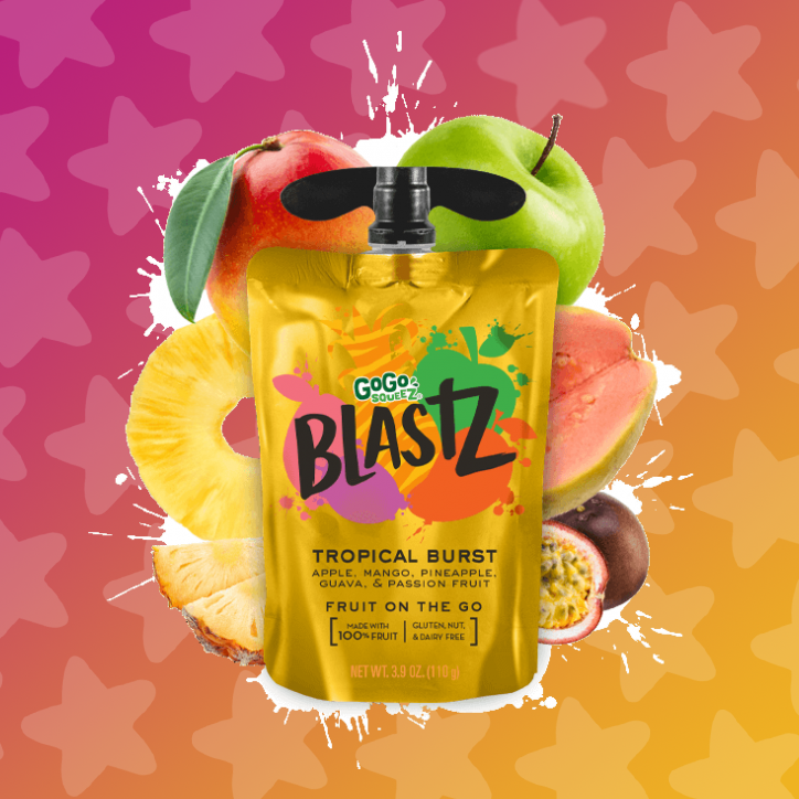 SNACKTASTIC: We Ranked All the BlastZ Fruit on the Go Flavors