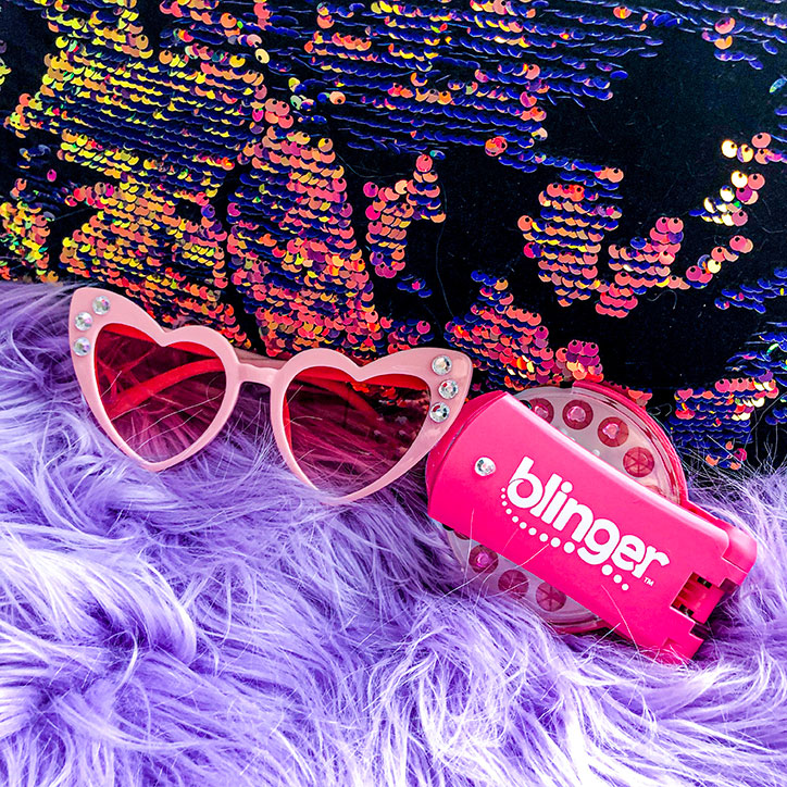 Get Your Sparkle on With Blinger + GIVEAWAY!