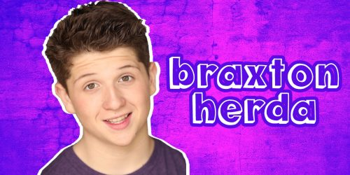 Braxton Herda Dishes on Long Shot and his Comedy Idols