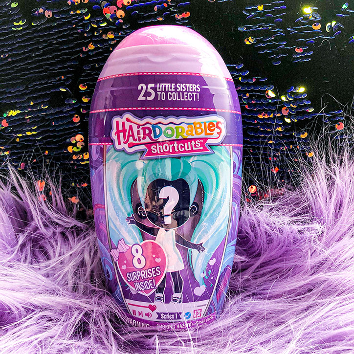 Hairdorables Shortcuts: Big Hair, Don't Care GIVEAWAY