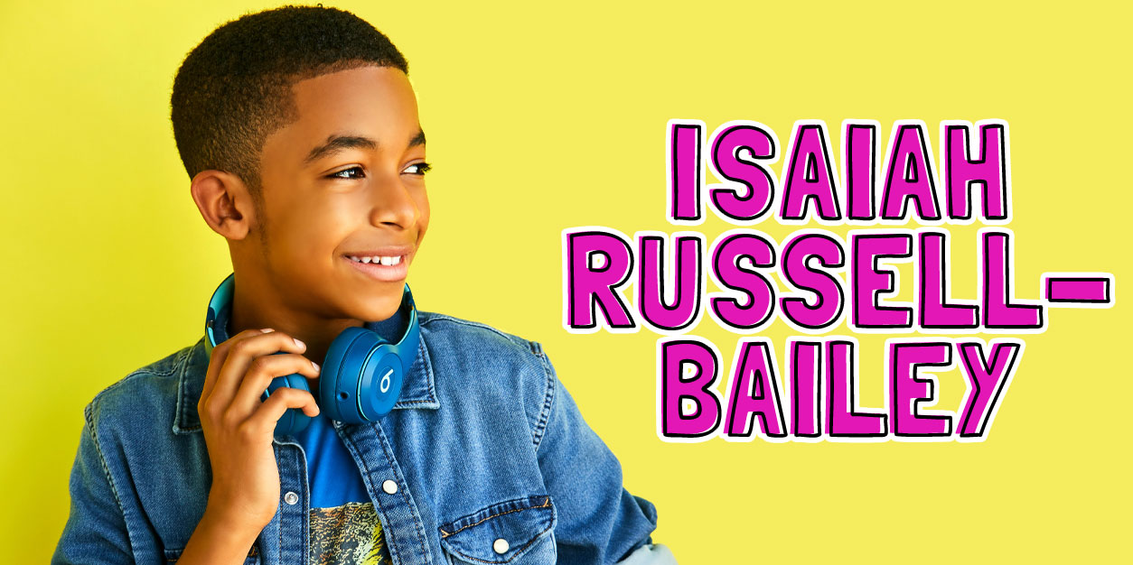 Isaiah Russell Bailey On Family Reunion And His Inspiring Goal For The Future Yayomg