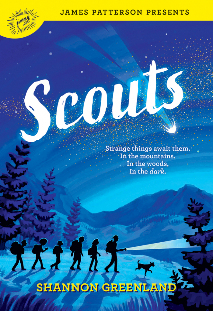 SCOUTS: Interview with Author Shannon Greenland