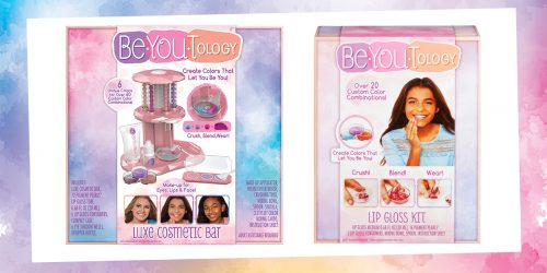 Create, Blend, and Wear Your Own Makeup with BeYouTology + GIVEAWAY!