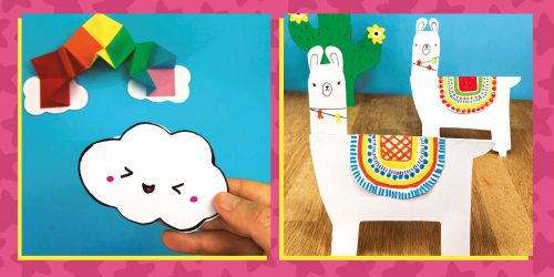 Get Crafty With These 5 Adorable Paper DIYs