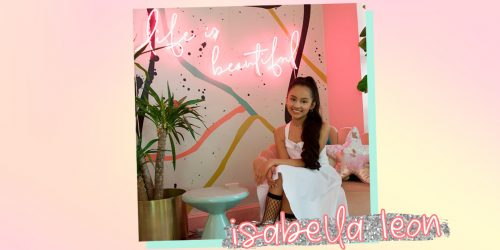 Celebrating Isabella Leon's 12th Birthday and New EP
