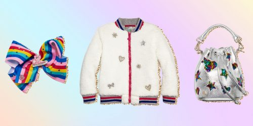 Shine Bright in the JoJo Siwa by Betsey Johnson Collection