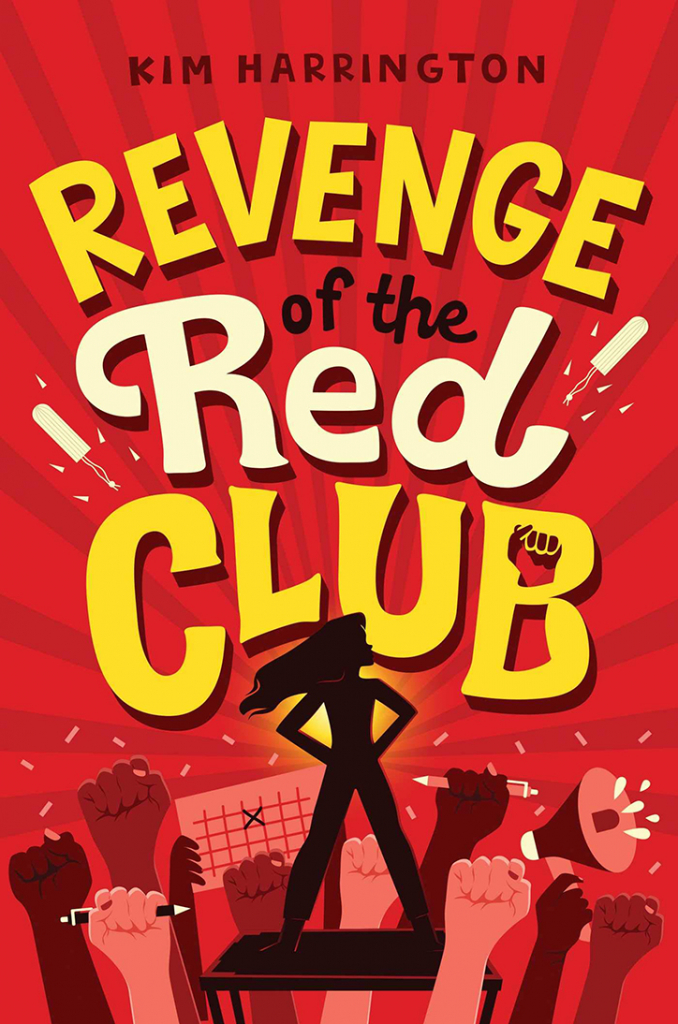 Get Empowered by Revenge of the Red Club + GIVEAWAY!