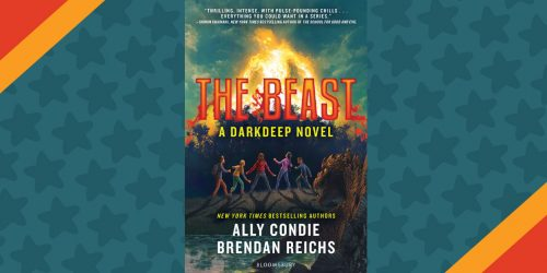 The Darkdeep: Interview With Authors Ally Condie and Brendan Reichs