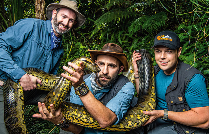 Be Brave and Stay Wild with Coyote Peterson's Tips for Aspiring Adventurers