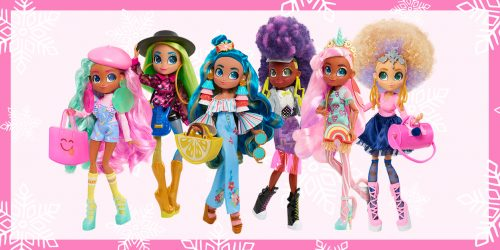 Holly Jolly Giveaway: Hairdorables Hairmazing Fashion Dolls