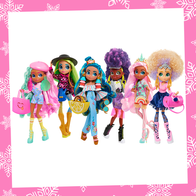 Holly Jolly Giveaway: Hairdorables Hairmazing Dolls