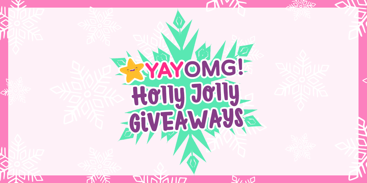 YAYOMG! Holly Jolly Giveaways