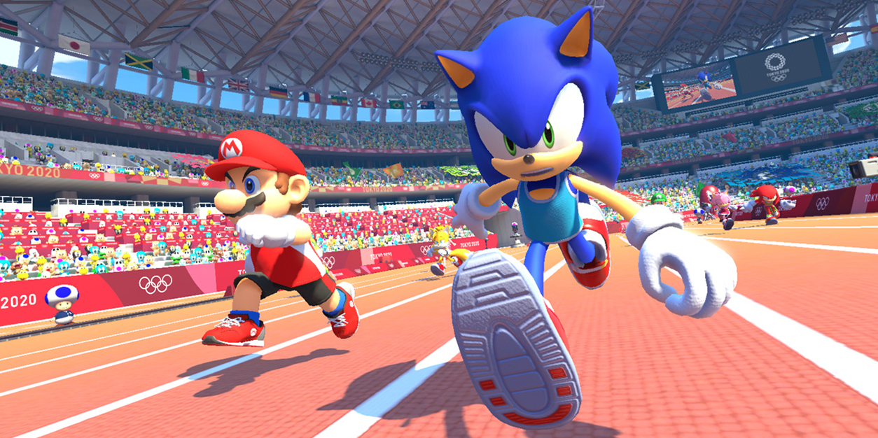 We Ranked All The Mario Sonic At The Olympic Games Tokyo 2020 Mini Games Giveaway Yayomg