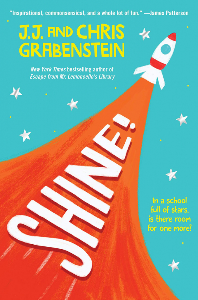 SHINE!: Interview With Author J.J. Grabenstein