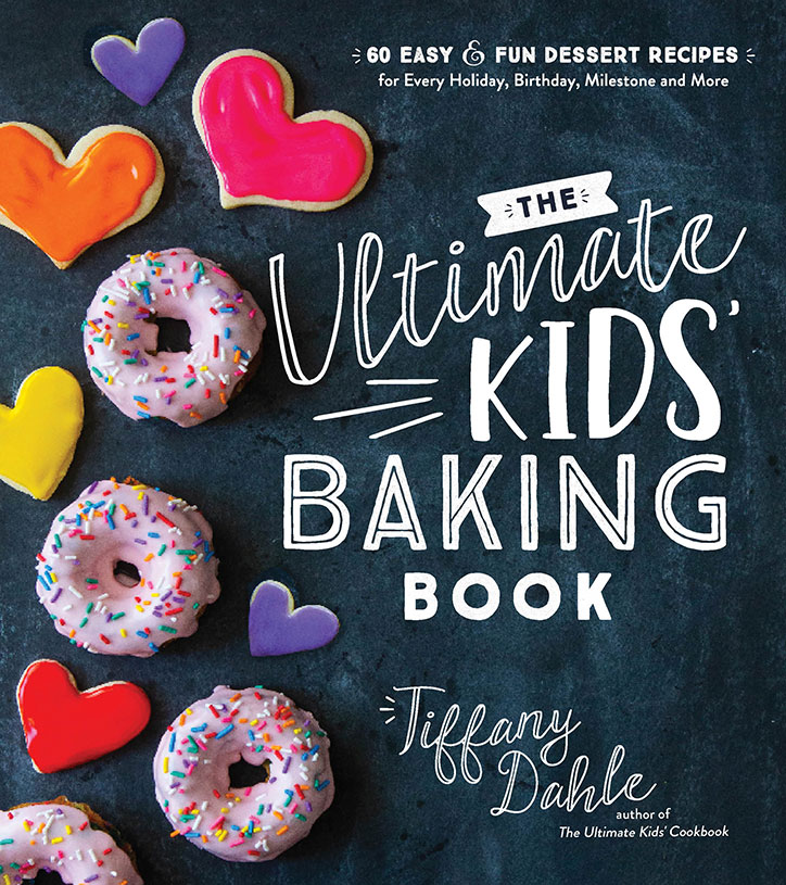 Follow Your Baking Dreams with the Ultimate Kids' Baking Book + GIVEAWAY!