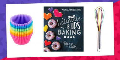 Follow Your Baking Dreams with the Ultimate Kids Baking Book + GIVEAWAY!