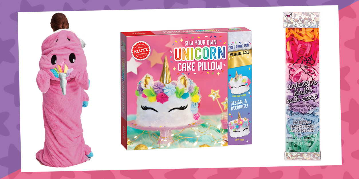 Celebrate Your Inner Unicorn With These Magical Finds