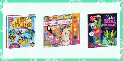 Holly Jolly Giveaway: Klutz Kit Collection