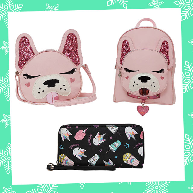Holly Jolly Giveaway: Adorable OMG Accessories Bags