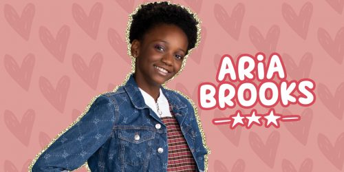 Aria Brooks Dishes on All That, Her Favorite Songs, and Her Go-To Snack