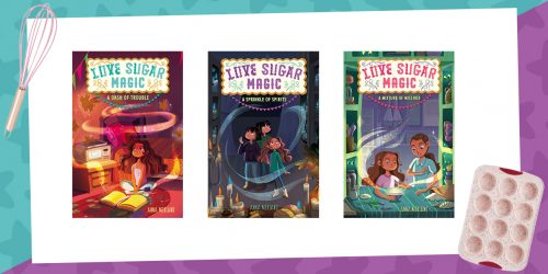 Love Sugar Magic: A Mixture of Mischief + GIVEAWAY!