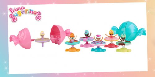 Prima Sugarinas are the Cutest Candy Scented Ballerinas + GIVEAWAY!