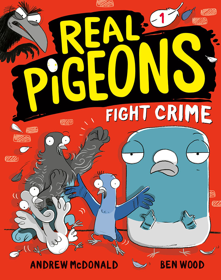 Homey Pigeon's Top 5 Crime Fighting Tips: A Real Pigeons Minicomic