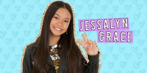 Jessalyn Grace Dishes on Her Jam Jr. Cover of Halo