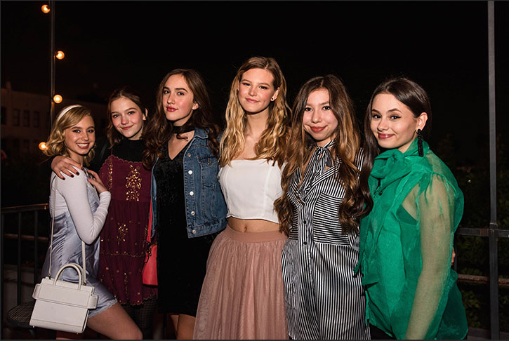 Peyton Kennedy on her Proudest Moment and her Sweet Sixteen