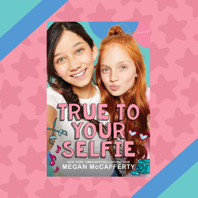 Megan McCafferty Shares 5 Fun Facts about True to Your Selfie