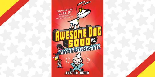 5 Illustrated Facts About Awesome Dog 5000 vs. Mayor Bossypants