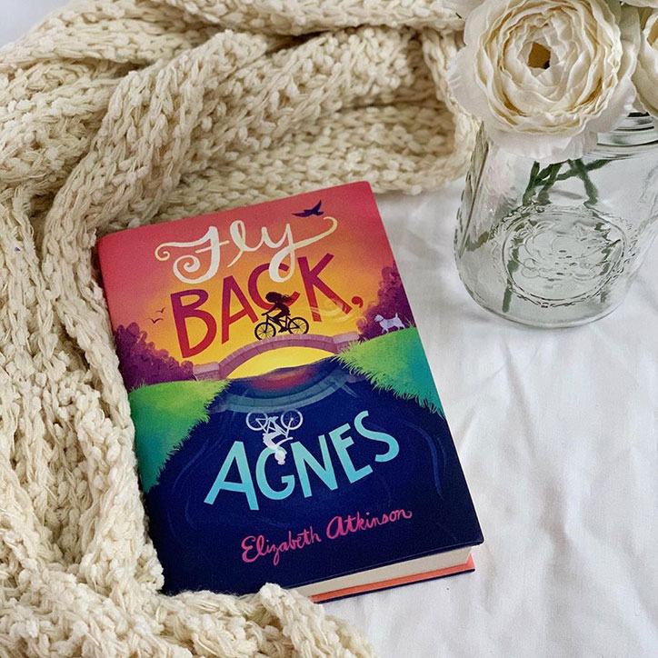 Elizabeth Atkinson Shares 5 Fun Facts About Fly Back Agnes