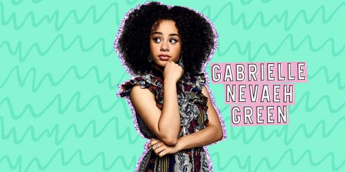 Gabrielle Nevaeh Green on All That, New Music, and Spreading Positivity