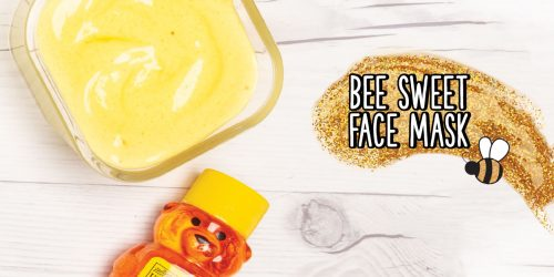 Make Your Skin Happy With this Soothing Bee Sweet Face Mask Recipe